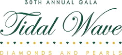 30th Annual Tidal Wave Gala logo